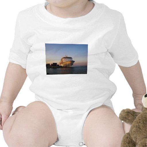 Navegador dos mares do forro sete macacãozinho para bebês
