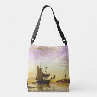Navegando a sacola alta de Veneza do oceano dos Bolsa Ajustável