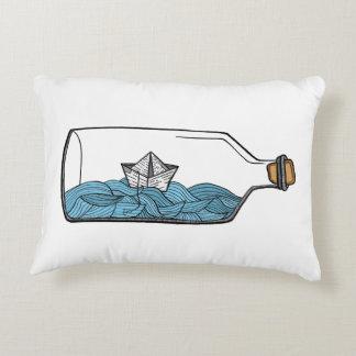 Navegando o travesseiro ausente almofada decorativa