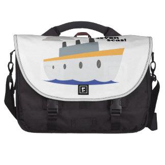 Navegue os sete mares! pastas para laptop