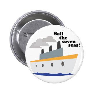 Navegue os sete mares! botons
