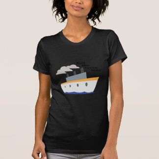 Navegue os sete mares! tshirts