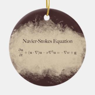 Navier Stokes o ornamento da matemática & da