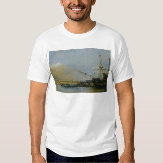 Navios de guerra de Toulon desmontadas por Camilo T-shirt