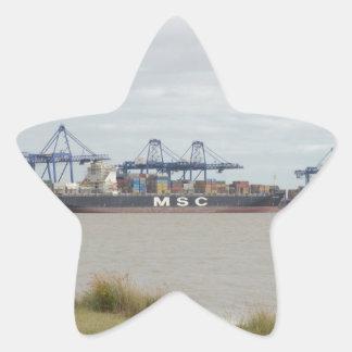 Navios de recipiente do CAM Adesito Estrela