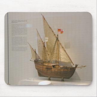 Navios dos exploradores, Vasco da Gama Mousepads