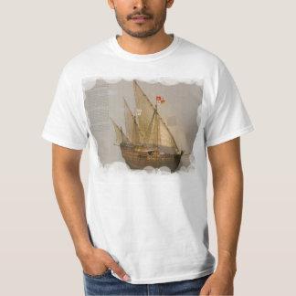Navios dos exploradores, Vasco da Gama Tshirts