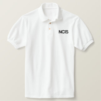 NCIS CAMISETA BORDADA POLO