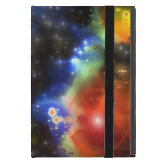 Nebulosa 6 Powiscases do Fractal Capa iPad Mini