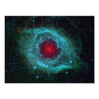 Nebulosa da hélice, estrelas bonitas na galáxia fotos