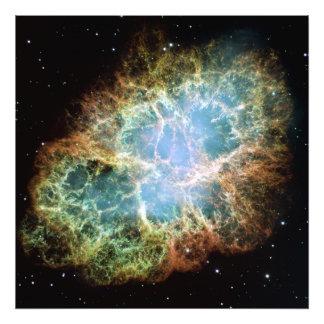 Nebulosa de caranguejo foto artes