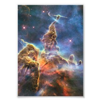 Nebulosa de Carina Impressão De Foto