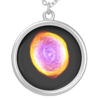 Nebulosa do Spirograph Colares Personalizados