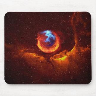Nebulosa FireFox Mousepad
