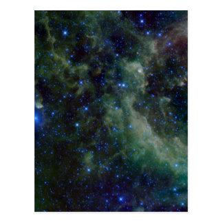 Nebulosa IC 1805 do coração Cartão Postal