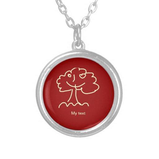 Necklace (round) small bijuteria