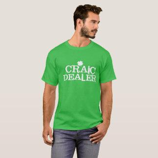 negociante de Craic das camisetas engraçadas do