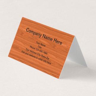 Negócio do profissional do carpinteiro