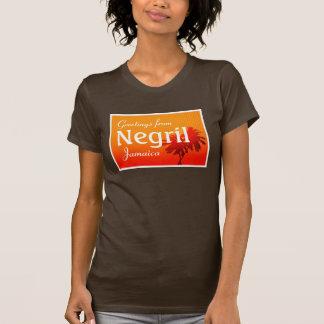 Negril, camisa de Jamaica
