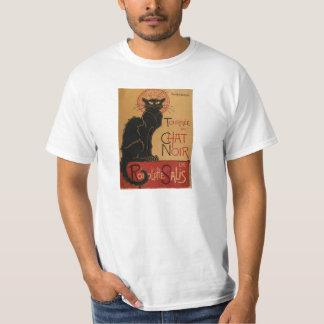 Negro de Gato Tshirts