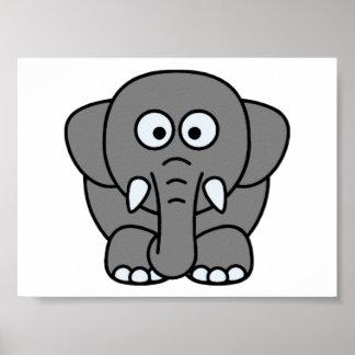 Nellie o elefante poster