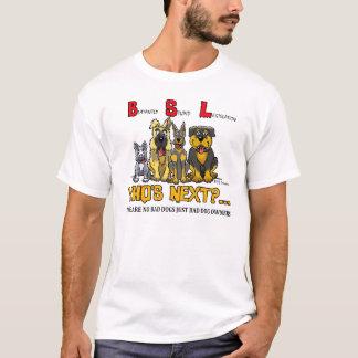 NENHUM B.S.L (legislação evidente estúpida) Camiseta
