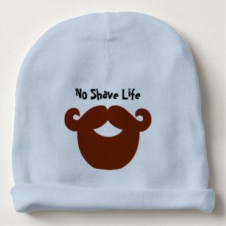 Nenhum Beanie feito sob encomenda do bebê da vida Gorro Para Bebê