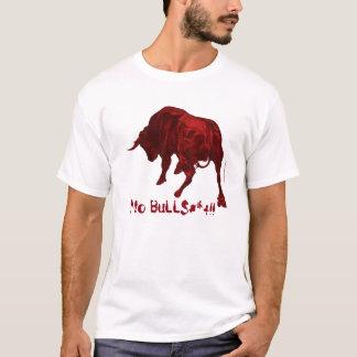 Nenhum BuLL$#*+ Camiseta