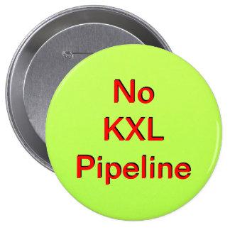 Nenhum encanamento de KXL Bóton Redondo 10.16cm