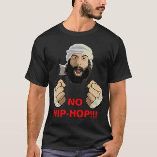 NENHUM HIP-HOP!!! T-SHIRT