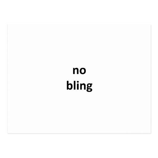 nenhum jGibney bling36 os presentes de Zazzle do M Cartao Postal