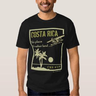 Nenhum lugar… Costa Rica T-shirt