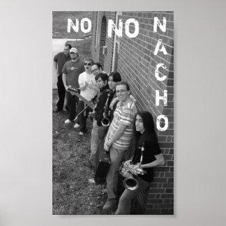 Nenhum nenhum poster 2 do Nacho