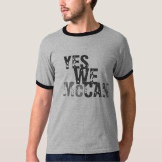 Nenhum Obama não pode o t-shirt DK Camiseta