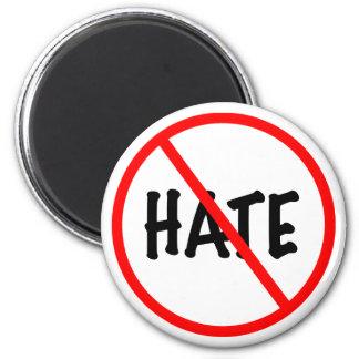 Nenhum ódio imã