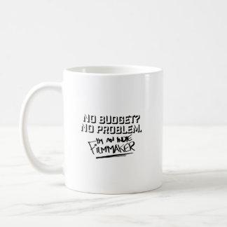 Nenhum orçamento? Nenhuma caneca do problema