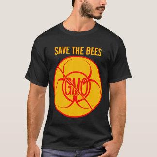Nenhum perigo GMO das camisas de GMO bio