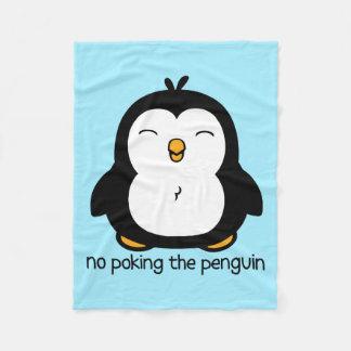 Nenhum picar o pinguim