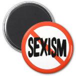 Nenhum sexismo imã