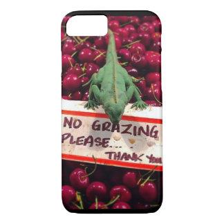 Nenhuma pastagem, por favor capas de iphone