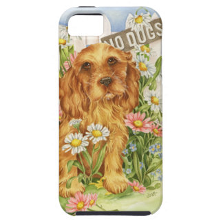 Nenhuns cães! capas para iPhone 5