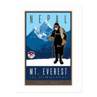 Nepal Cartão Postal