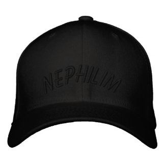 nephilim boné bordado