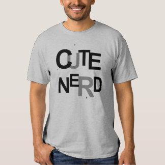 Nerd bonito camisetas