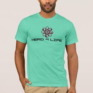 Nerd camisa de 4 vidas
