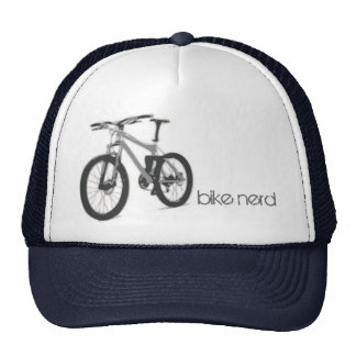 Nerd da bicicleta boné
