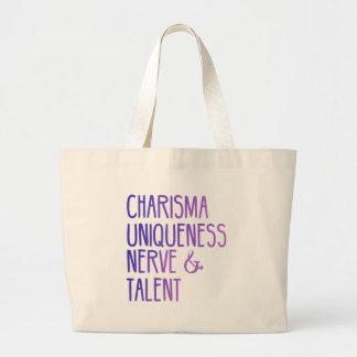Nervo da unicidade do carisma e bolsa do talento