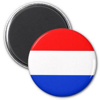 Netherlands_magnet Ímã Redondo 5.08cm