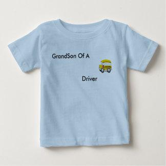 Neto de um motorista de auto escolar camisetas