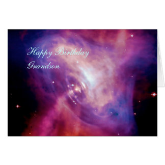 Neto do feliz aniversario - lapso de tempo do cartão comemorativo